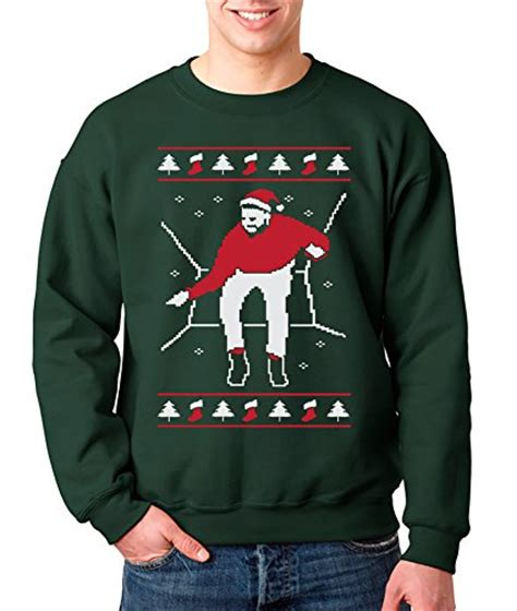 Meme Christmas Sweater - 1 800 hotline bling funny ugly christmas sweater meme