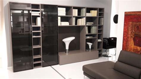libreria soggiorno soggiorno libreria laccato opaco con vetrine soggiorni a