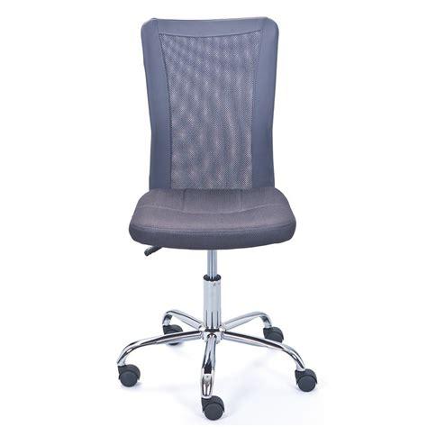 fauteuil de bureau enfant fauteuil de bureau enfant quot colors quot gris