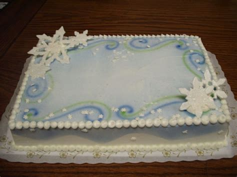 Decorated Sheet Cakes by Easy Diy Quot Frozen Quot Cake This Is Just A Simple Sheet Cake