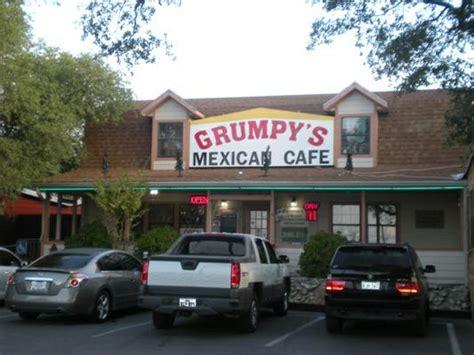 Garden Ridge Store San Antonio Tx San Antonio Tx Mexican Restaurant Grumpy S Mexican