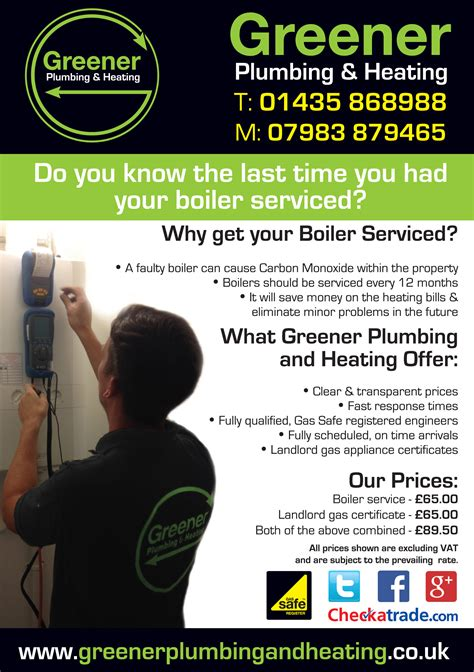 The Plumbing And Heating Company by New Clients In Uckfield For Boiler Servicing Greener