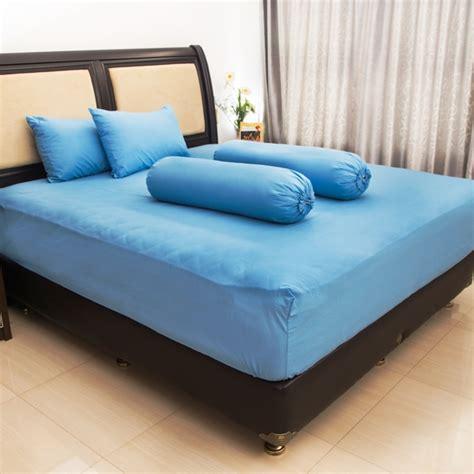 Sprei Polos Biru by Sprei Polos Katun Hongkong Biru T 20cm Warungsprei