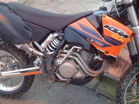 2005 Ktm 400 Exc 2005 Ktm 400 Exc Racing Pics Specs And Information