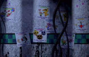Theory the puppet monster s involvement with golden freddy foxy 2 0