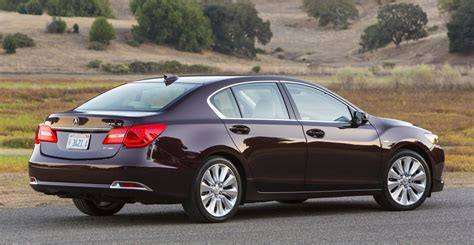 acura rlx sport hybrid pricing and specs
