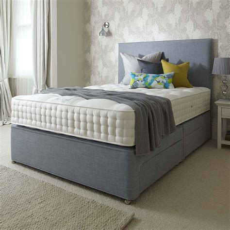 Relyon Headboards by Relyon Marlborough 2000 Pocket Single Divan Bed At Relax