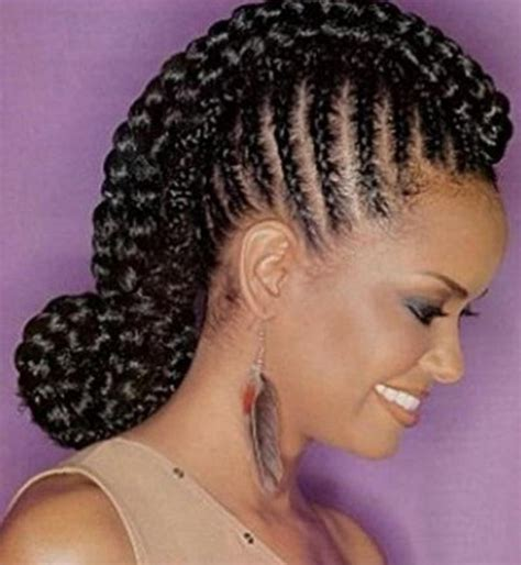 different hairstyles black hair different braid hairstyles for black women behairstyles com