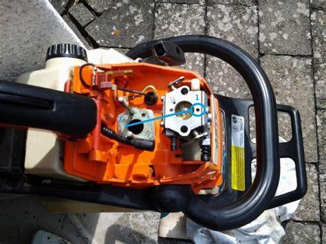 Walbro Vergaser Membran Wechseln by Stihl 021 Vergaser Einstellen Ohne H Schraube Motors 228