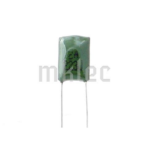 Milar 22nf 22nf 0 022uf polyester capacitor 223