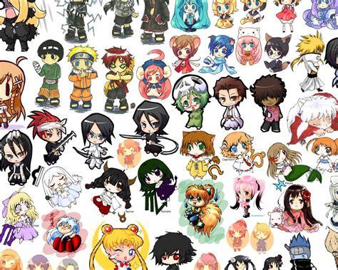 anime chibi chibi chibi wallpaper 31162152 fanpop