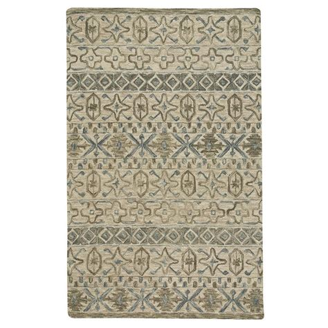 area rug collections nc home decorators collection tides blue 3 ft 6 in x 5 ft 6 in area rug 1315410320 the home depot