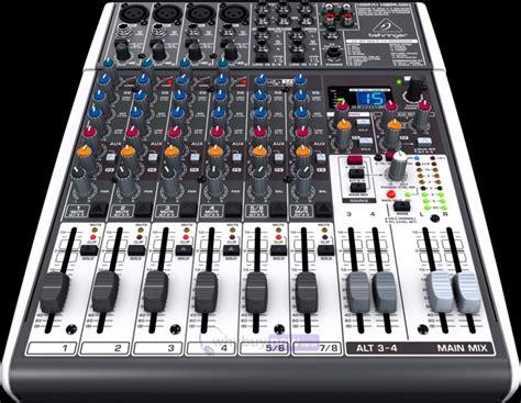 Mixer Behringer Xenyx X1204 Usb behringer xenyx x1204 usb mixer
