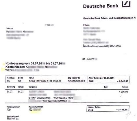deutsche bank geldmarktsparen weg bankkonto ist nur ein unsicheres treuhandkonto