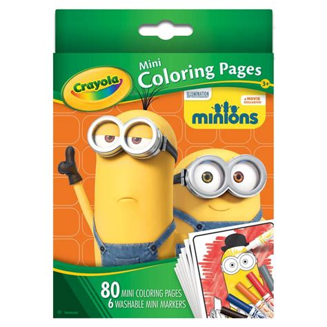 crayola mini coloring pages frozen amazon crayola mini coloring pages frozen mini coloring book