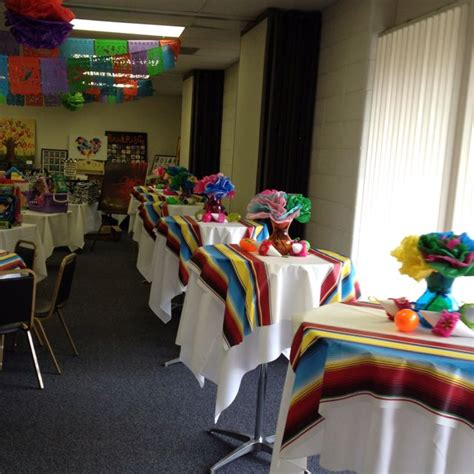mexican themed table decorations table decoration ideas mexican tablescape