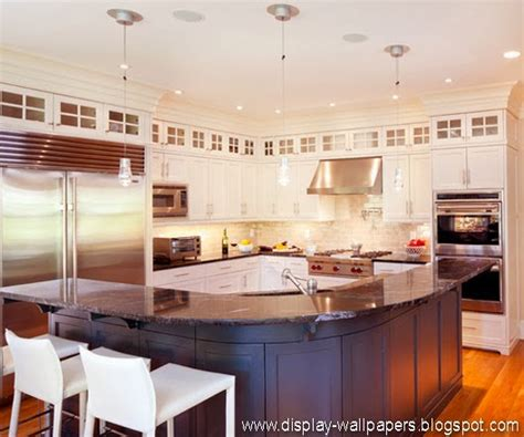 C Kitchen Designs Wallpapers C Shaped Kitchen Designs Photo Gallery