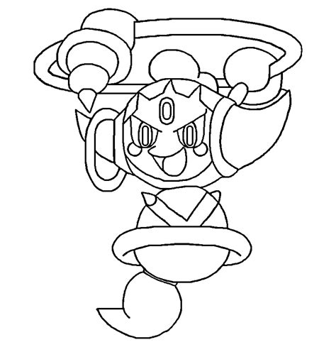 pokemon coloring pages hoopa ali hoopa ring by prettysoldierpetite on deviantart