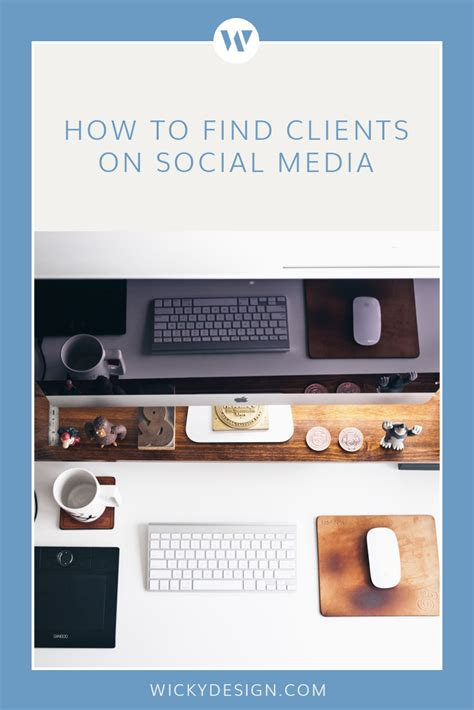 Social Media Finder How To Find Clients On Social Media Wicky Design