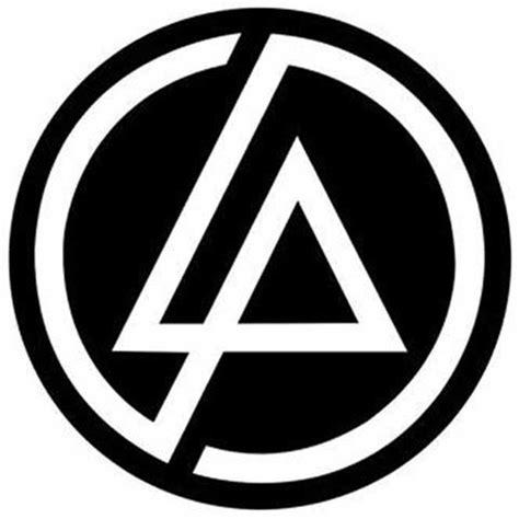 Aufkleber Logo Rund by Linkin Park Logo Rund Sticker Ca 10x7
