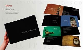 booklet design 20 new beautiful corporate brochure design ideas examples