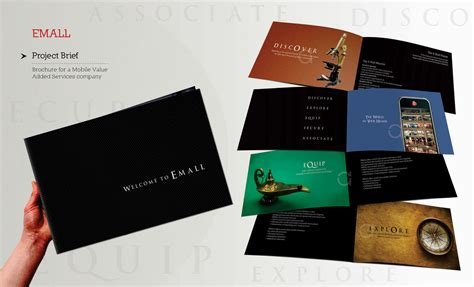 Brochure Design Ideas by 20 New Beautiful Corporate Brochure Design Ideas Exles