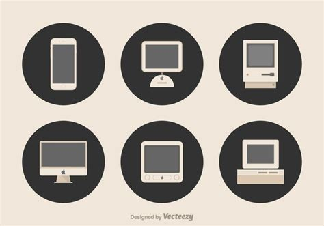 apple mobile software free free apple devices vector free vector