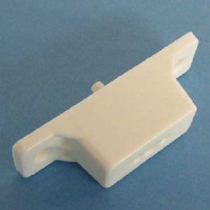 Drawer Slides Plastic by Drawer Slide Plastic Spacer White 1 Quot 3616 6 Bag Ebay