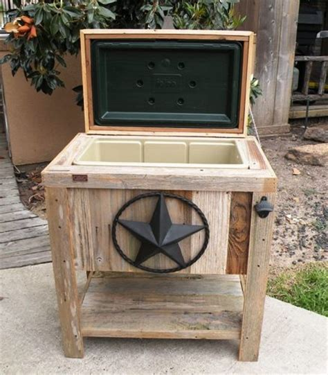 backyard ice chest 25 best images about patio ice chest on pinterest wooden