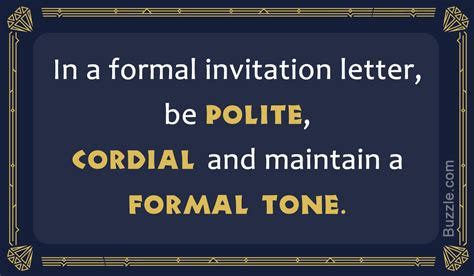 how to write invitation letter 15 practically useful tips on writing a formal invitation