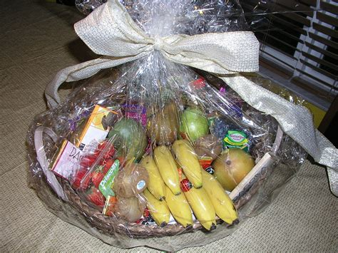 fruit gift baskets gift basket