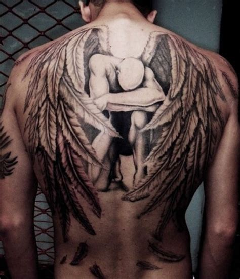 tattoo back man wings top 50 best tattoo ideas and designs for men next luxury