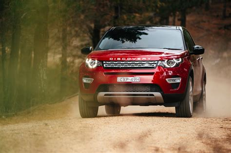 land rover discovery sport 2017 red review 2017 land rover discovery sport review