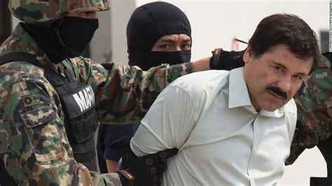el chapo drug lord el chapo guzman extradited drug kingpin arrives in us
