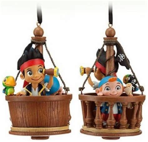 jake and the never land pirates christmas ornament cool