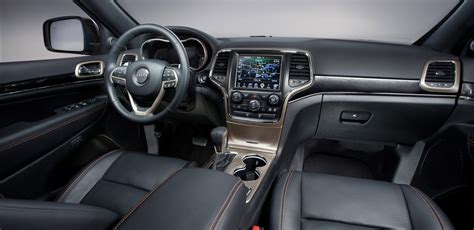 jeep grand interior 2017 jeep grand cherokee interior pictures www