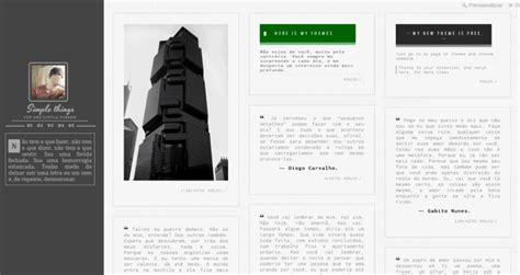 themes para tumblr quatro colunas novos temas dicarv