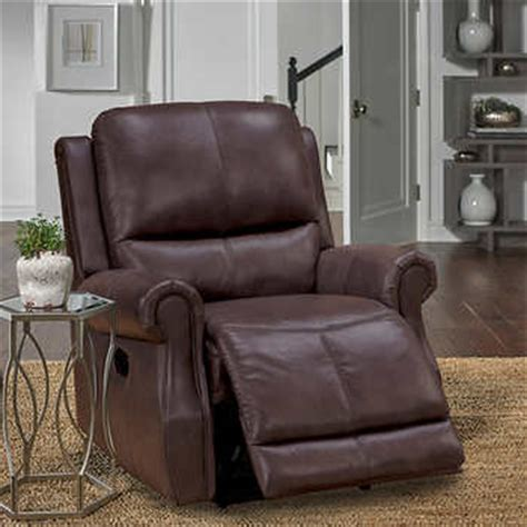 top grain leather recliner athens top grain leather recliner
