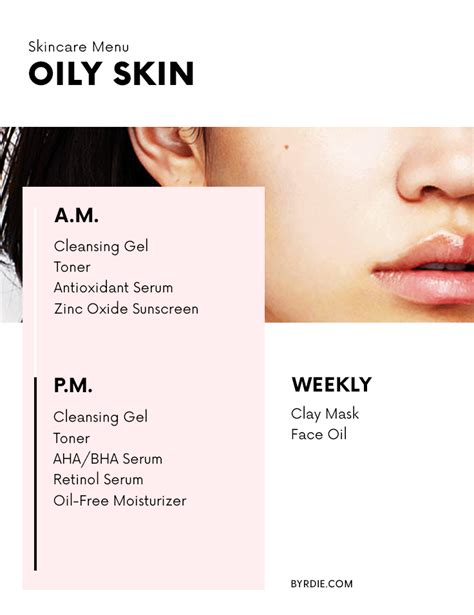 Skin Care Routine Free Advice Naturally Healthy Skin the daily skincare routine to follow for every skin type