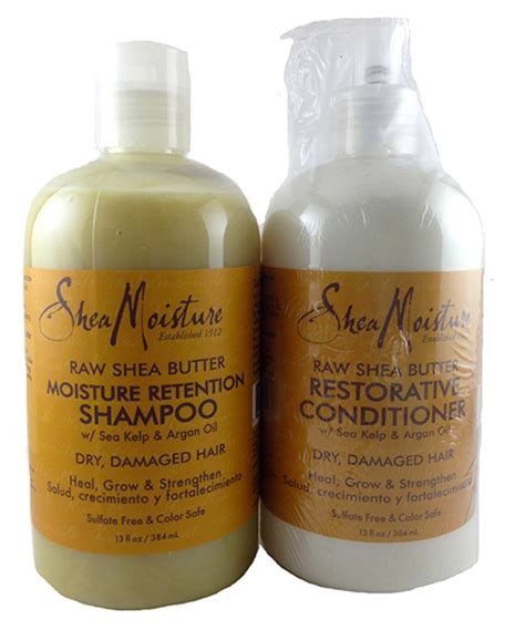 Shea Moisture Detox And Refresh Conditioner Review by Image Gallery Shea Shoo