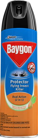 Baygon Citrus baygon protector flying insect killer