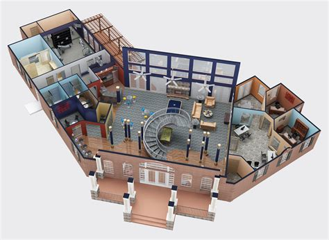 3d house maker 100 apartment blueprint maker glamorous modern