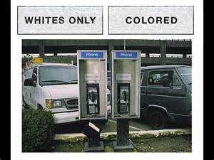 coloreds only martin luther king jr day quot colored whites only quot