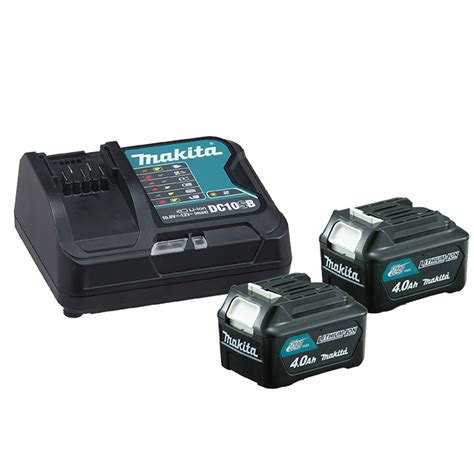 Battery Charger Kit Du Can 05 makita 197632 3 12v max cxt 4 0 ah battery rapid charger kit