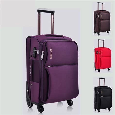 wedding box oxford universal wheels trolley luggage travel bag luggage 24 20