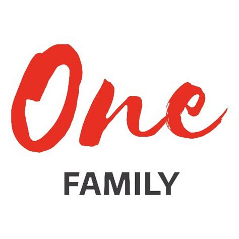 One Family one family onefamilyglobal