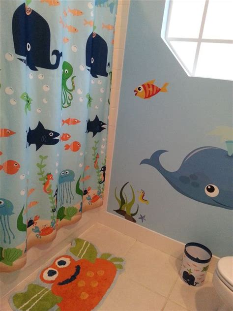 under the sea bathroom under the sea bathroom home decorating pinterest