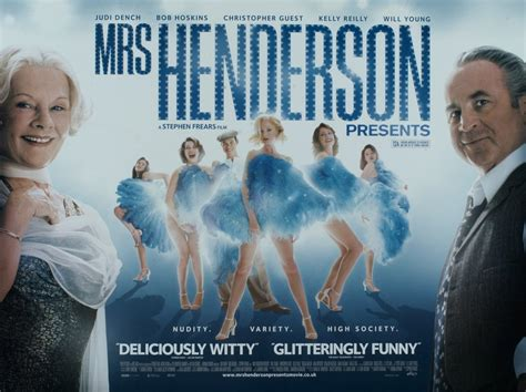 mrs henderson presents 2005 posters traileraddict bob hoskins a career in pictures bfi