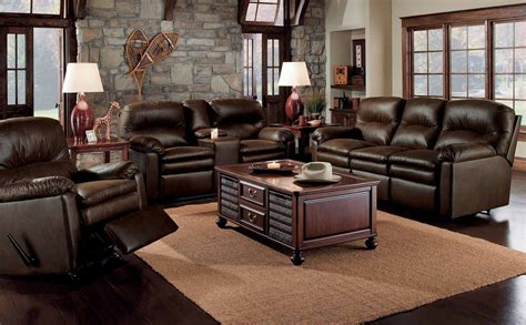 Living Room Sofas And Loveseats Living Room Cool Reclining Sofa Covers And Loveseat Sets Loveseats With Recliners Brown Fabric