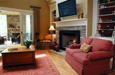 living room with fireplace and tv decorating ideas tips to decorate living room with corner fireplace home